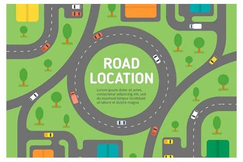 baixar de mapa de estrada krabita