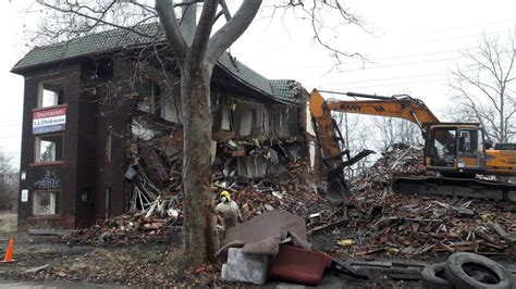 urban recycling demolition  cleveland ohio proview
