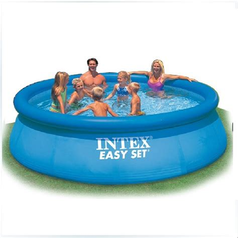 disc family swimming pool extra large inflatable pool