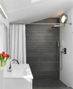 Exemple De Petite Salle De Bain : 43 id es d 39 am nagement pour une petite salle de bain ~ Dailycaller-alerts.com Idées de Décoration