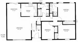 bi level floor plans bi level home plan the norwood the modular home