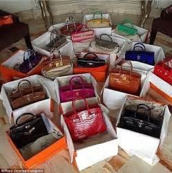 Roxy Jacenko sends her rare Hermès white bag overseas