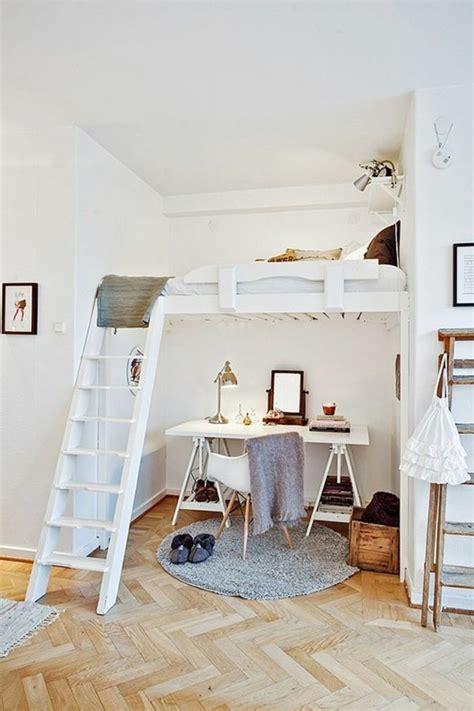 Zimmer Mit Hochbett by Jugendzimmer Mit Hochbett 90 Raumideen F 252 R Teenagers