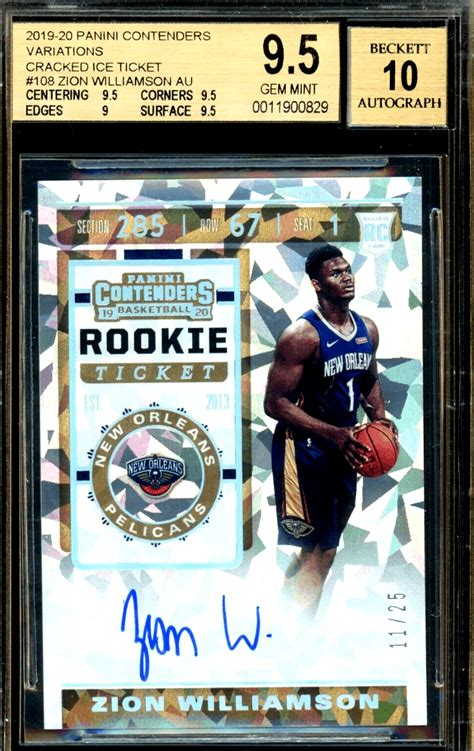 July 6, 2000 in salisbury, north carolina, usa. Zion Williamson Rookie Card - Top 15 Cards, Value, and Checklist | Gold Card Auctions