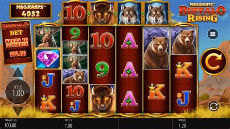 buffalo rising megaways slot  blueprint gaming aboutslots