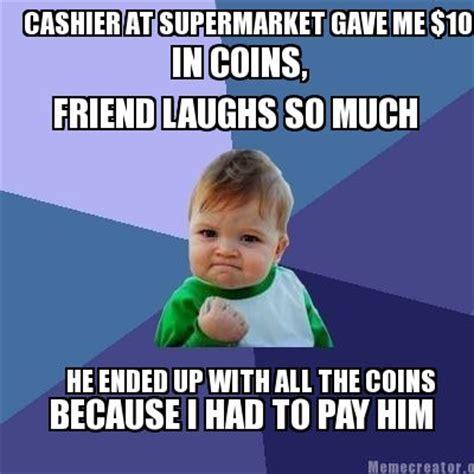 Cashier Memes - cashier meme memes