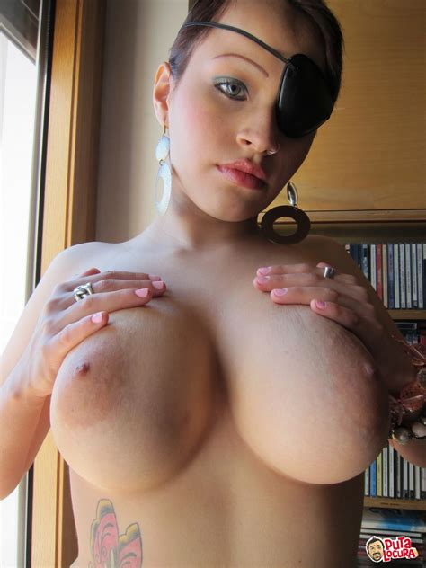 Karla Luscious Pirate tits Gallery Mybigtitsbabes
