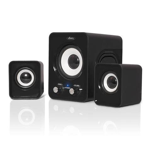 haut parleur pour ordinateur de bureau advance soundphonic 2 1 6w enceinte pc advance sur ldlc com