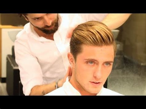 Men´s hairstyles 2017 [] Comb Over Undercut by Kochi   YouTube