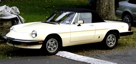 1970 Alfa Romeo Spider by Alfa Romeo Spider 1970 On Motoimg