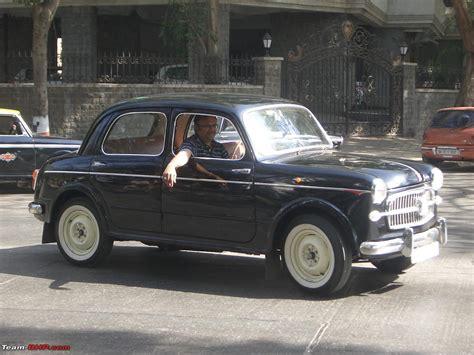 Fiat Classic Cars by Team Bhp Fiat Classic Car Club Mumbai