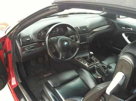 sell   bmw  ci convertible zhp  performance
