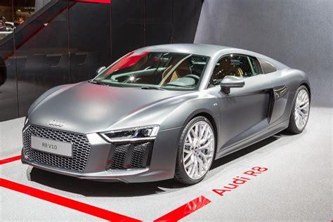 The 2017 Audi R8 Is An Impressive Sports Car