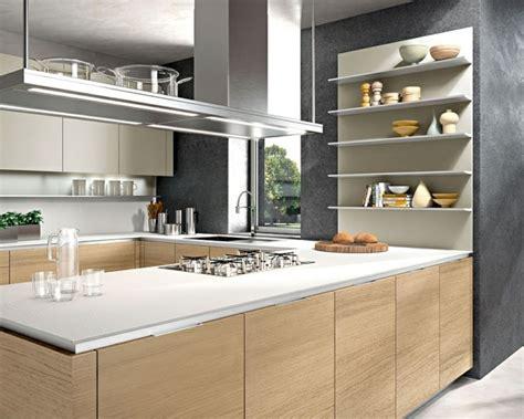 etag鑽e de cuisine espaces de rangement cuisine et design innovateur chez snaidero