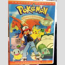 Pokemon Adventures In The Orange Islands (1  36 End)  2dvd  English Version Ebay
