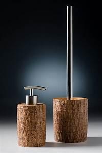 Badezimmer Set Seifenspender : badezimmer set seifenspender mit passender wc b rste b rstengarnitur bark ebay ~ Whattoseeinmadrid.com Haus und Dekorationen