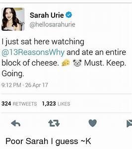 25+ Best Memes About Sarah Urie | Sarah Urie Memes