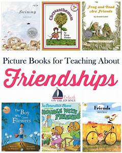 Teaching About Friendships with Picture Books