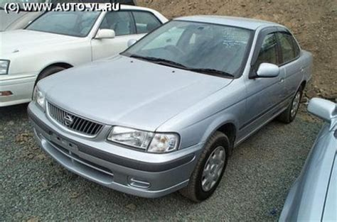 nissan sunny 2002 2002 nissan sunny picture