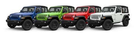 jeep wrangler unlimited colors jeep cars review