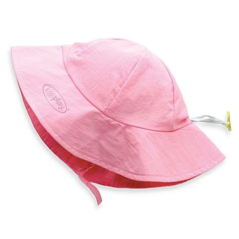 Light Pink Hat by I Play 174 Infant Brim Sun Hat In Light Pink Buybuybaby