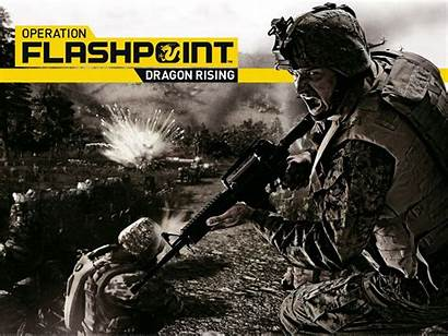Operation Flashpoint Dragon Rising Wallpapers Military Realistic