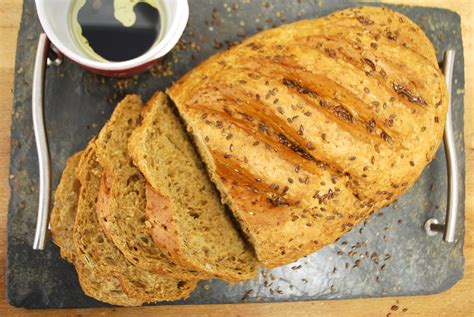 The bread tastes good, the exterior is still crusty and when i did as soon as i got the chance i made this sourdough barley bread which turned great. Barley Bread Recipe : Finnish Barley Bread Recipe - The ...