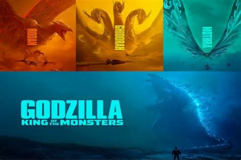 King Of The Monsters Header