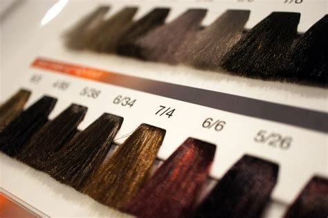 hair color swatch books irfandiawhiteco