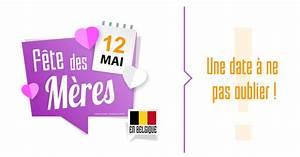 Date Fetes Des Meres : date de la f te des m res 2019 en belgique ~ Melissatoandfro.com Idées de Décoration