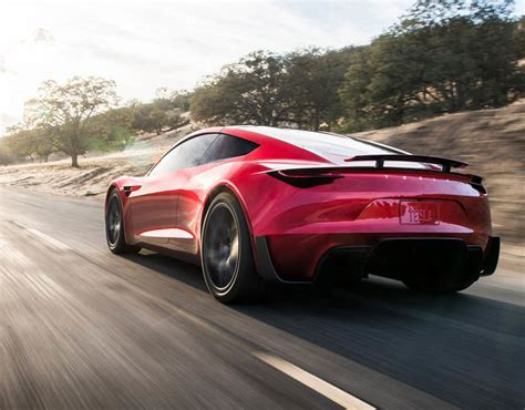 tesla unveils roadster      mph    seconds
