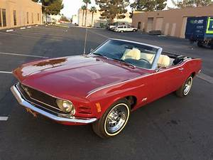 1970 Ford Mustang Convertible for Sale | ClassicCars.com | CC-973456