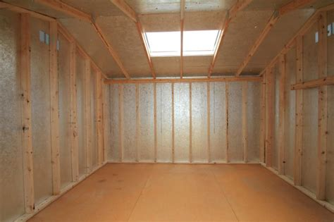 Tuff Shed Movers Sacramento by View Of The Inside Of The Large Quot Tuff Shed Quot Storage