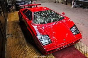 Lamborghini Countach Replica From Mumbai GTspirit