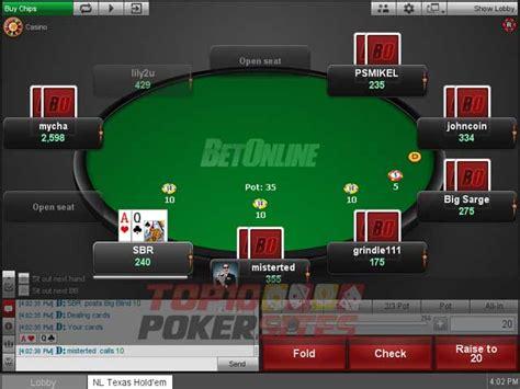 Betonline Poker  Top10pokersitesnet Honest Review Of