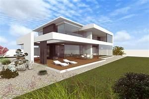 Modulares Bauen Preise : modernes architektenhaus ostsee finaler entwurf casas ~ Watch28wear.com Haus und Dekorationen