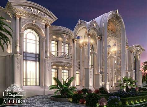 Beautiful Palace Exterior - Exterior Residential Design