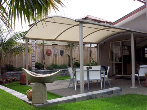 residential awnings shade sails canopies fresco shades