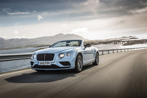2018 Bentley Continental Gt First Drive Review Motor Trend