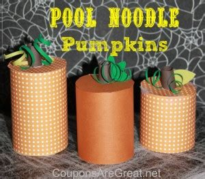 28497 Publix Mystery Coupon by Pool Noodle Pumpkins Coupons Are Great