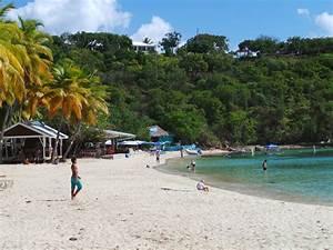 camping at honeymoon bay water island us virgin islands With us virgin islands honeymoon