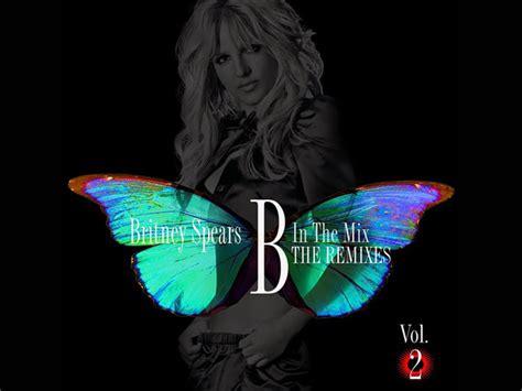 Capa Do Segundo Cd De Remixes De Britney Spears Foi