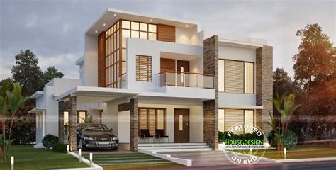 contemporary 2744 sq ft home design architecture and art worldwide