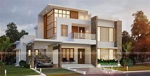 Contemporary 2744 sq.ft Home