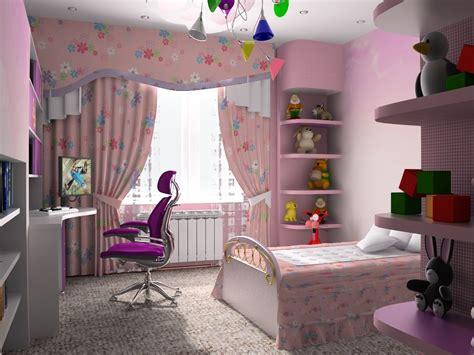 Детская комната для девочкишкольницы фото