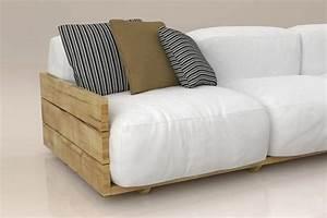 Fabriquer Un Canapé En Palette : canap palette le grand gagnant de l 39 t mini guide accueil ~ Voncanada.com Idées de Décoration