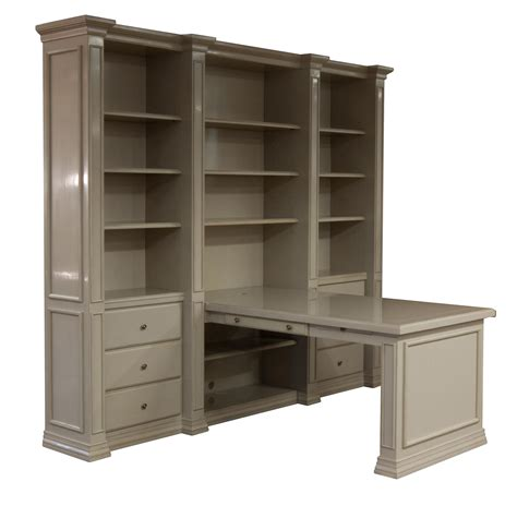 wall unit with desk fresh the line friday wall unit edition