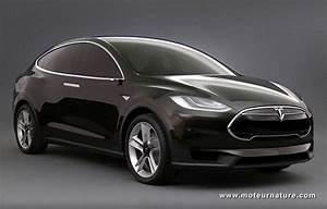 Tesla 4x4 Prix : la tesla mod le x la plus grosse de toutes les lectriques ~ Gottalentnigeria.com Avis de Voitures