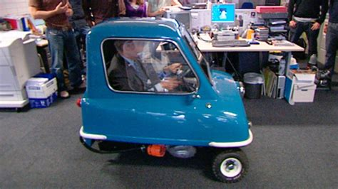 Peel P50: it's back | Top Gear