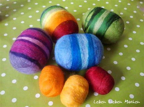 filz basteln mit kindern filz rasseln aus 220 eiern eine kreative diy idee bei der auch kleinere kinder viel spa 223 haben